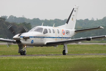 160 - France - Air Force Socata TBM 700