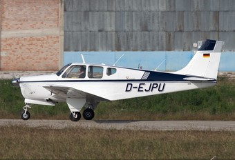 D-EJPU - Private Beechcraft 33 Debonair / Bonanza