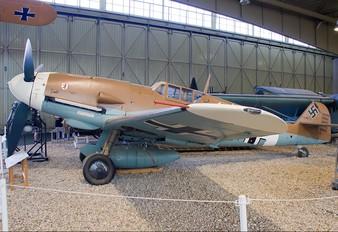 10575 - Germany - Luftwaffe (WW2) Messerschmitt Bf.109G