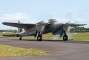 ZK-MOS - Private de Havilland DH. 98 Mosquito FB.26 aircraft