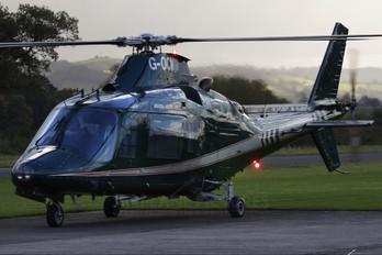 G-OCMM - Castle Air Agusta / Agusta-Bell A 109