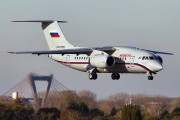 RA-61705 - Rossiya Antonov An-148 aircraft