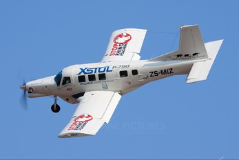 ZS-MIZ - Private Pacific Aerospace 750XL
