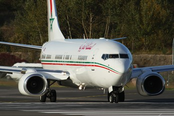 CN-MVI - Morocco - Government Boeing 737-800 BBJ