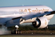 A6-EGS - Emirates Airlines Boeing 777-300ER aircraft
