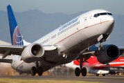 N76504 - Continental Airlines Boeing 737-800 aircraft