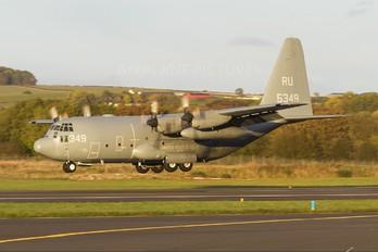 165349 - USA - Navy Lockheed C-130T Hercules