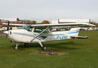 G-LENX - Private Cessna 172 Skyhawk (all models except RG)