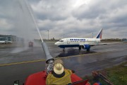 VP-BYP - Transaero Airlines Boeing 737-500 aircraft