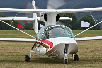 LY-AVO - Private EDRA Aeronautica Super Petrel SP 100