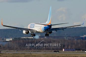 A6-FDX - flyDubai Boeing 737-800
