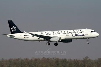 D-AIRW - Lufthansa Airbus A321