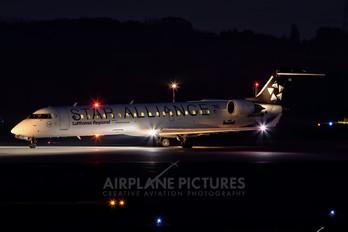 D-ACPQ - Lufthansa Regional - CityLine Canadair CL-600 CRJ-701