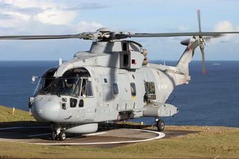 ZH848 - Royal Navy Agusta Westland AW101 111 Merlin HM.1