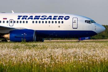EI-EUX - Transaero Airlines Boeing 737-700