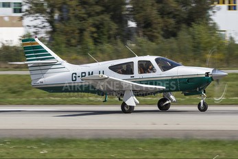 G-BMJL - Private Rockwell Commander 114