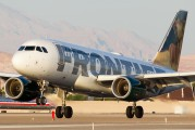 N952FR - Frontier Airlines Airbus A319 aircraft