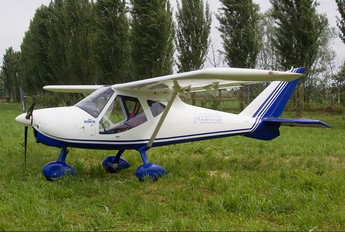 I-8583 - Private FlyItalia MD3 Rider