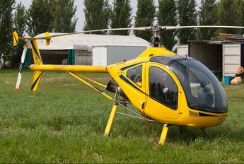 I-8765 - Private DF Helicopters Dragon 334 GP