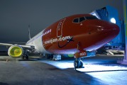 LN-NGD - Norwegian Air Shuttle Boeing 737-800 aircraft