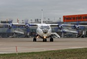 UR-CGX - Shovkoviy Shlyah Airlines Antonov An-12 (all models) aircraft