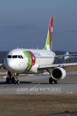 CS-TTS - TAP Portugal Airbus A319