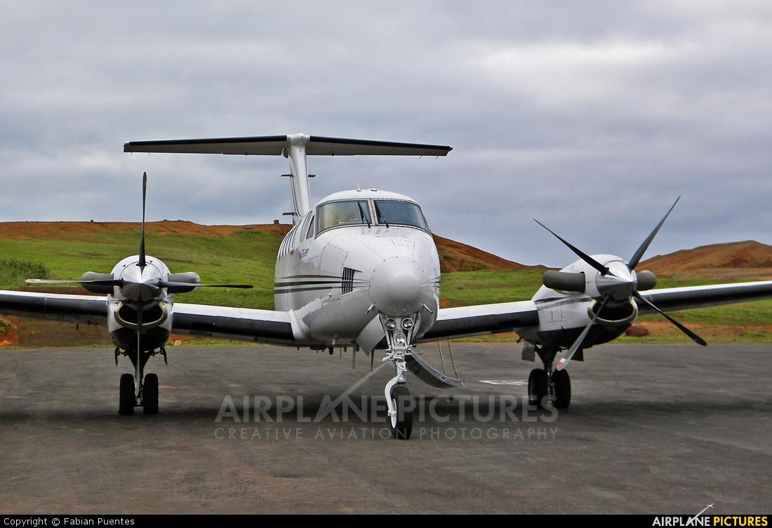 Aerolineas ATA CC-ACV aircraft at Robinson Crusoe Island