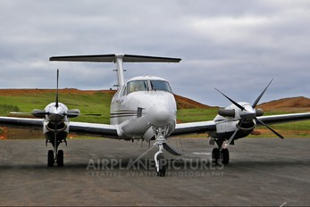 CC-ACV - Aerolineas ATA Beechcraft 200 King Air
