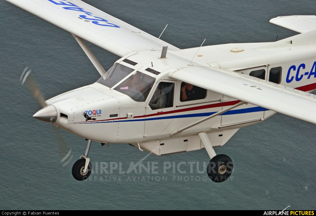 Private CC-AEG aircraft at In Flight - Chile