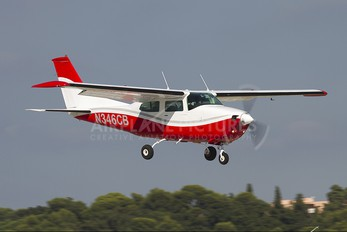 N346CB - Private Cessna 210 Centurion