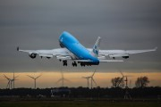 PH-BFB - KLM Boeing 747-400 aircraft