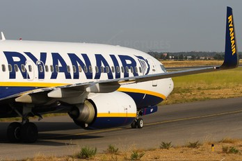 EI-EBP - Ryanair Boeing 737-800