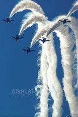 - - Japan - ASDF: Blue Impulse Kawasaki T-4