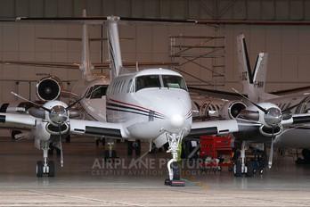G-BVMA - Private Beechcraft 200 King Air