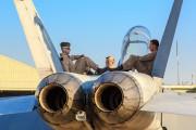 169455 - USA - Marine Corps McDonnell Douglas F/A-18D Hornet aircraft