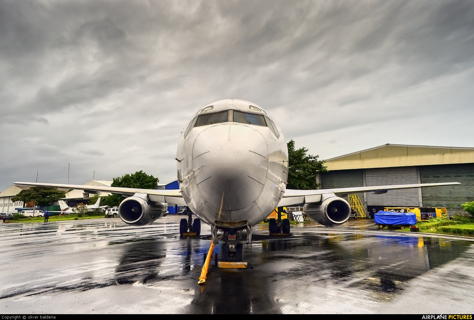 Airphil Express RP-C8022 aircraft at Manila Ninoy Aquino Intl