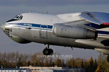 RA-76592 - Russia - Air Force Ilyushin Il-76 (all models)