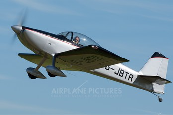 G-JBTR - Private Vans RV-8