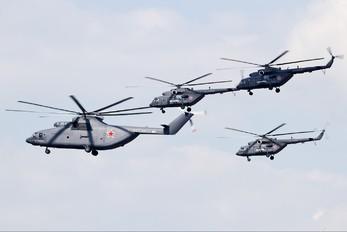 87 - Russia - Air Force Mil Mi-26