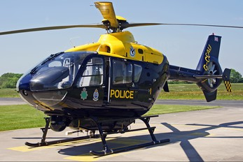 G-CCAU - UK - Police Services Eurocopter EC135 (all models)