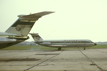 N1122J - Mohawk Airlines BAC 111