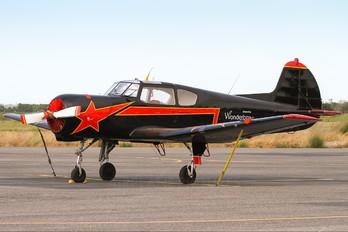 RA3628K - Private Yakovlev Yak-18T