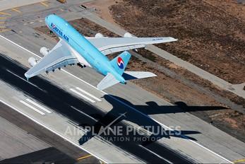 HL7615 - Korean Air Airbus A380