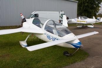 HB-UCZ - Private Gyroflug SC-01B-160 Speed Canard