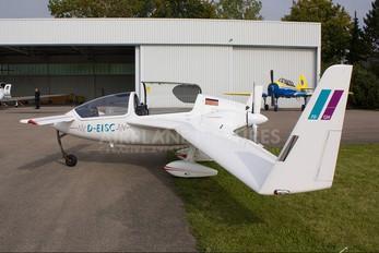 D-EISC - Private Gyroflug SC-01B-160 Speed Canard