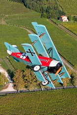 I-LYNC - Private Fokker DR.1 Triplane (replica)