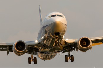 JA54AN - ANA/ANK - Air Nippon Boeing 737-800