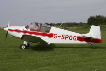 G-SPOG - Private Jodel DR1050 Ambassadeur