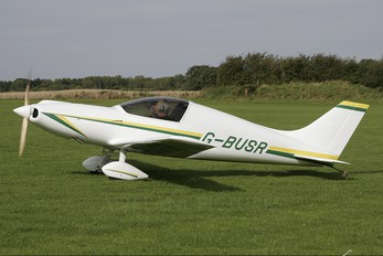 G-BUSR - Private Pulsar Aircraft Pulsar