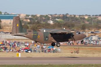 812 - Zimbabwe - Air Force Casa C-212 Aviocar